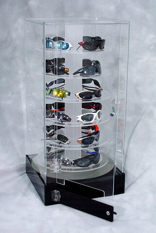 180SU Sunglass Display Case