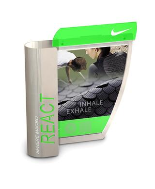 Nike Point of purchase displays