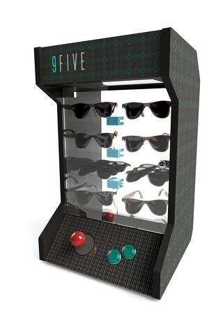 9FIVE CT SU ISO Sunglass Display Case