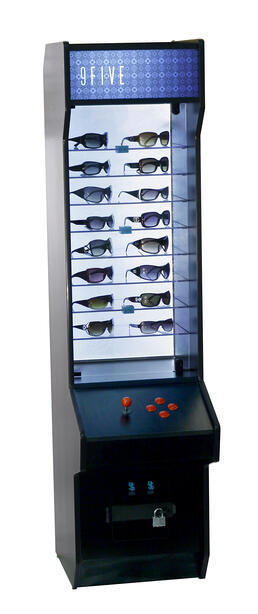 9FIVE FLOOR CASE Sunglass Display Case