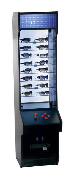 9FIVE Sunglass Case Video Game Design