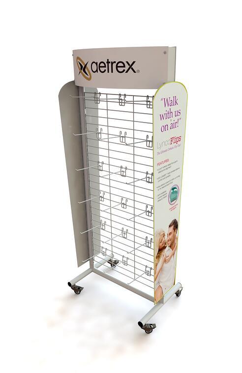 ATX Stock displays