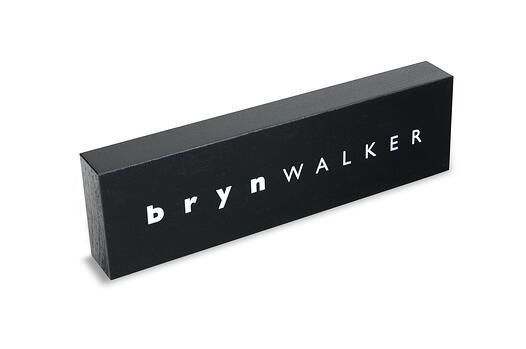 BRYN WALKER Wood Displays