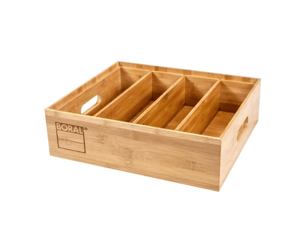 Boral crate retail wood displays