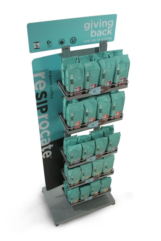 CCO retail display design