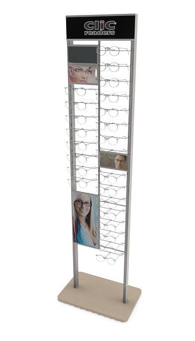 CLIC Sunglass display