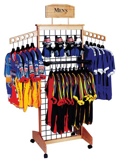 CR24 2S-TGW T shirt Display