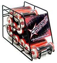 CRUNK WIRE ENERGY DRINK DISPLAY