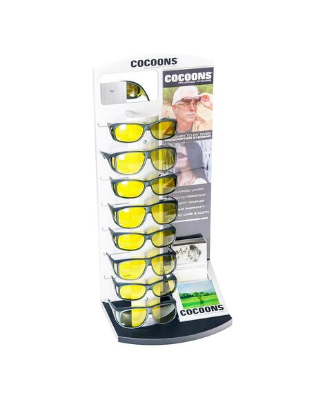 Cacoons Sunglass display