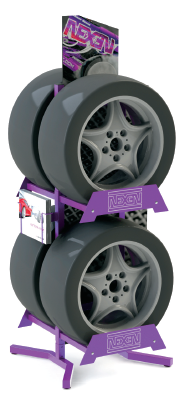 NEXEN-RETAIL-TIRE-DISPLAY-STAND