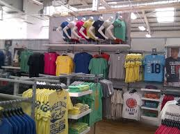 Combo T shirt Display