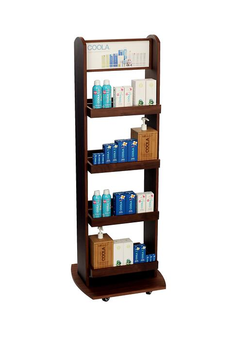 Coola Wood Display