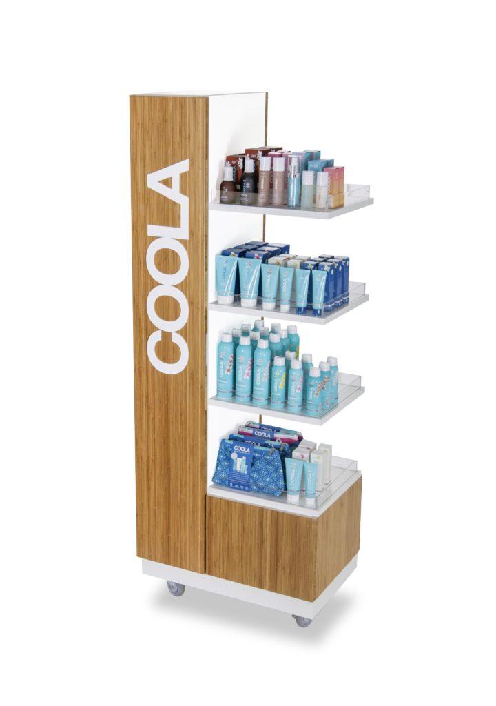 Coola POP Displays