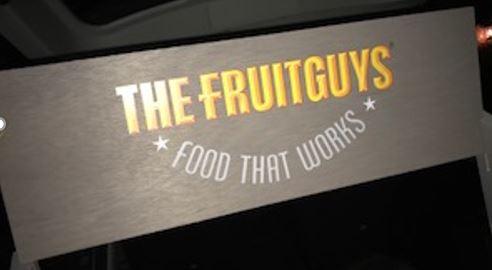 Fruit Guys POP Displays