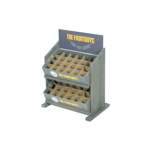 Fruitguy Counter Wood Displays