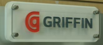 Griffin retail display design