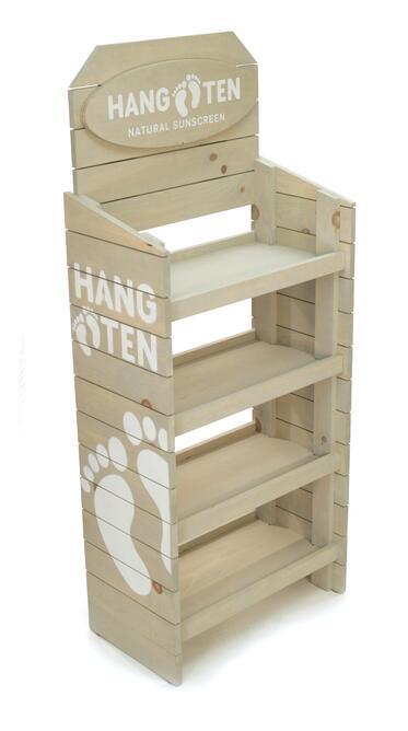 HTEN FL01 Wood displays