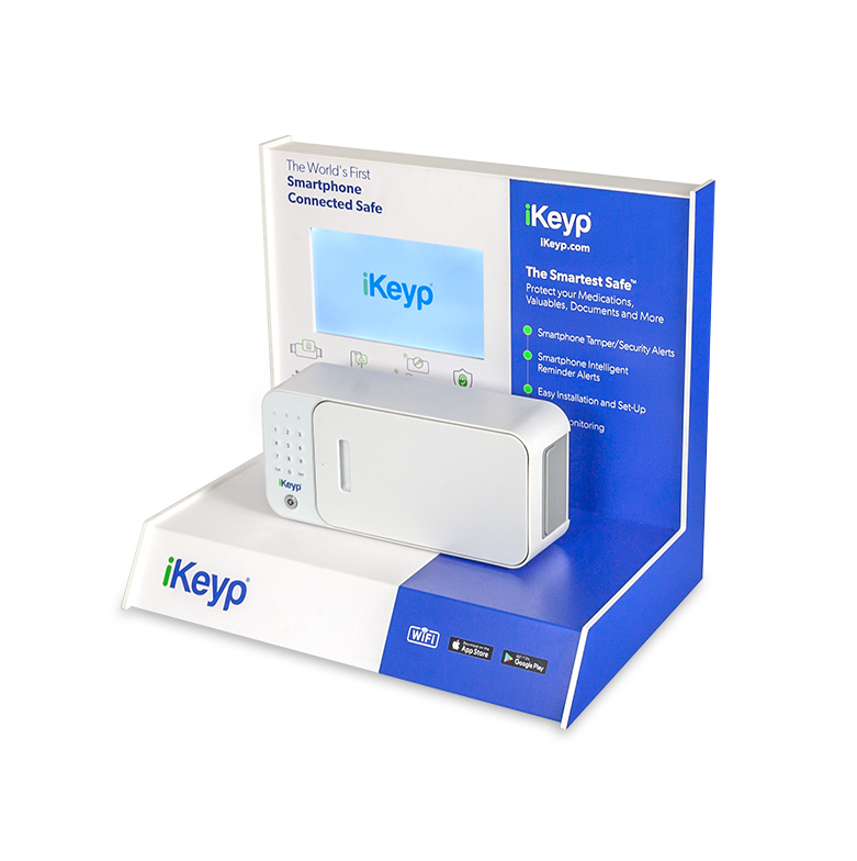 IKEYP Point of Purchase Displays