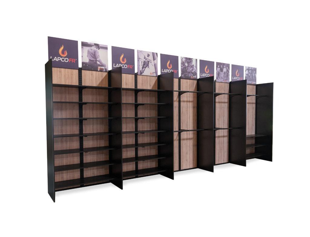 Lapco Retail Wood Displays