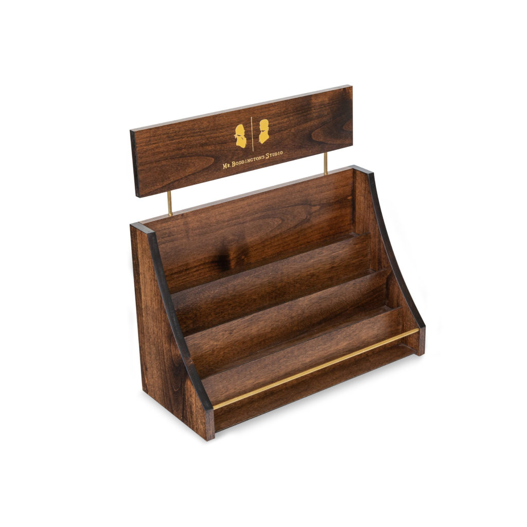 Mr.boddington retail wood displays