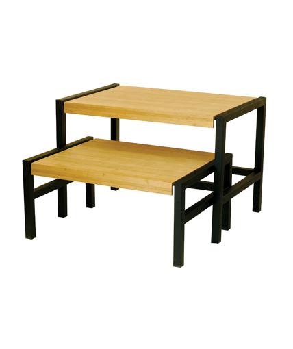 NESTING-TABLES stock POP displays