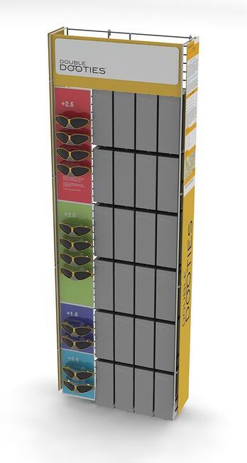 PDO Sunglass display