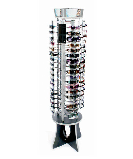 SU-72-LINK-POINT-OF-PURCHASE-SPINNING-SUNGLASS-DISPLAY