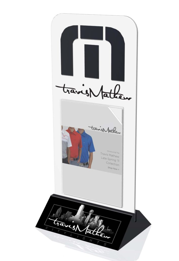 TRM POP Display