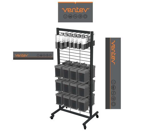 VENT-UMF custom POP displays