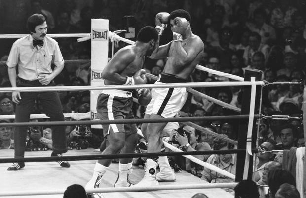 Ali mesmerizing fight POP displays