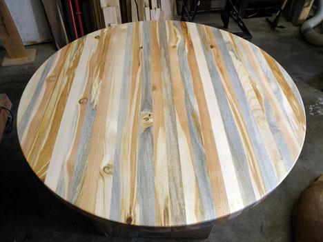 beetle-kill-wood-display-table-garment