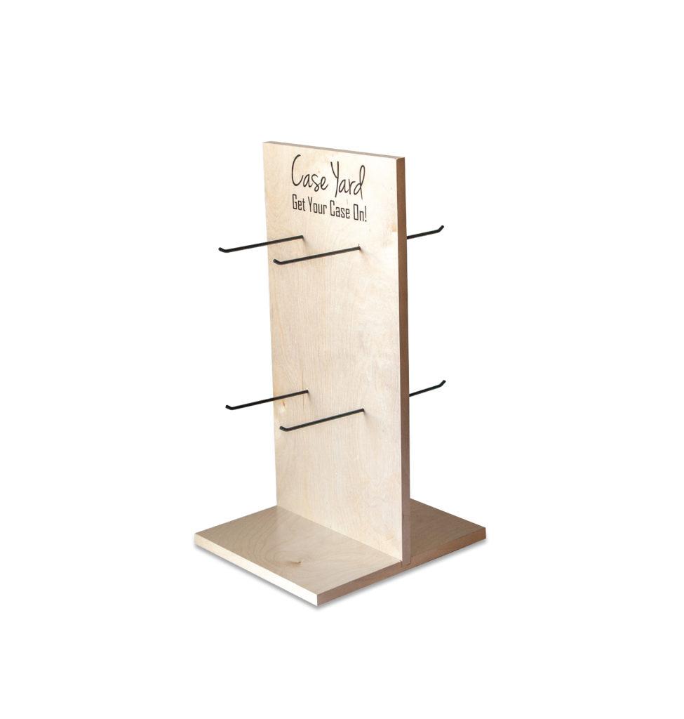 caseyard Retail Wood Displays
