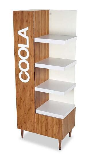 coola POP displays