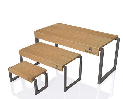 EAGLECREEK WOOD TABLE FIXTURE