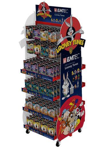 emtec Custom POP Displays
