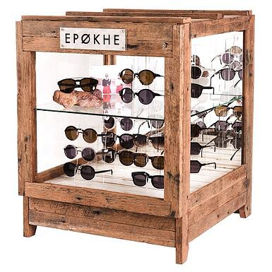epokhe Sunglass Display Case