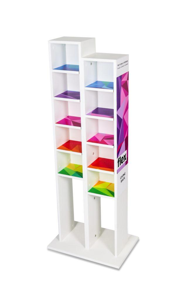flex 2 Retail POP Displays