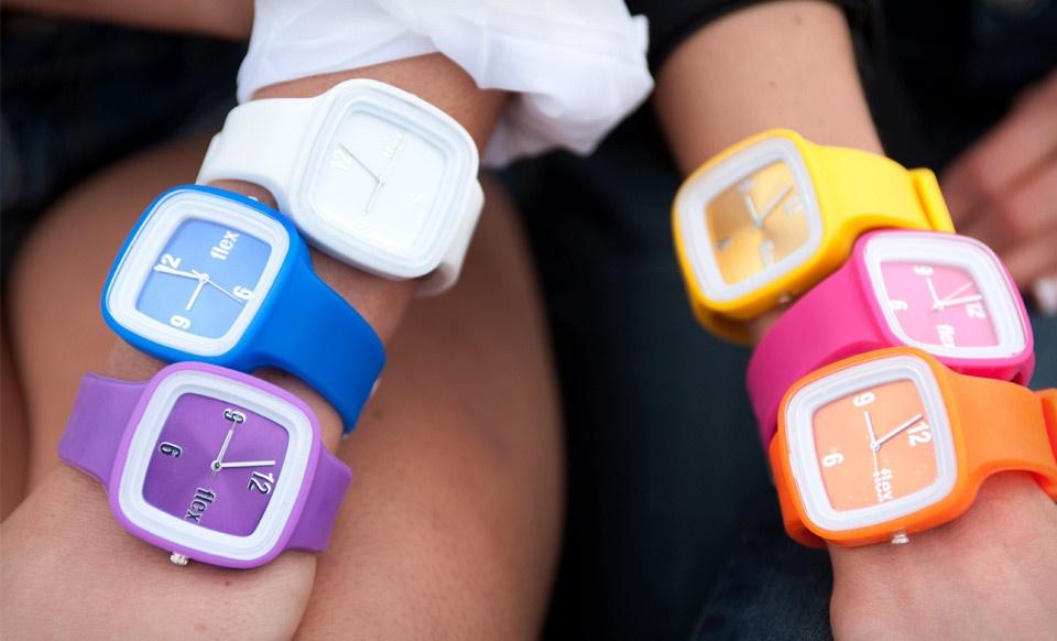 image flex watches Retail POP Displays