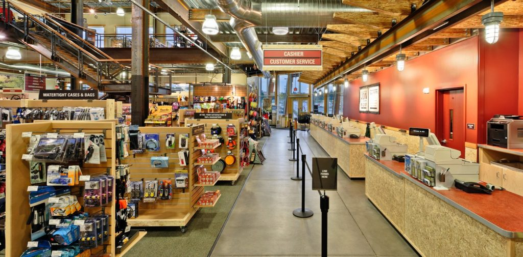 REI Retail POP Displays