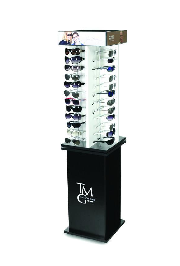mcgee Sunglass display