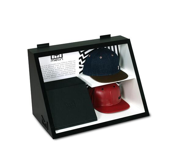 Melin Point Of Purchase Design Hat Display