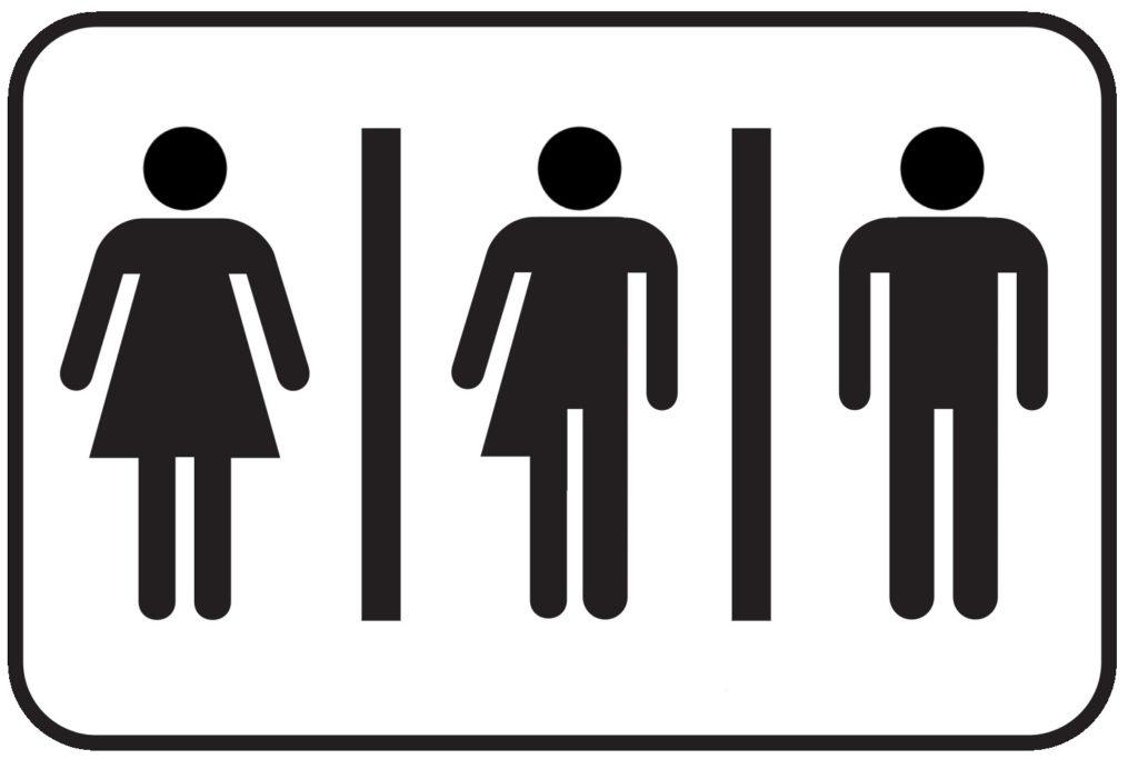 trans gender edit Retail POP Displays