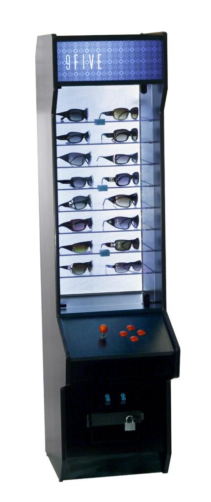 9 Five Sun-glass POP Displays