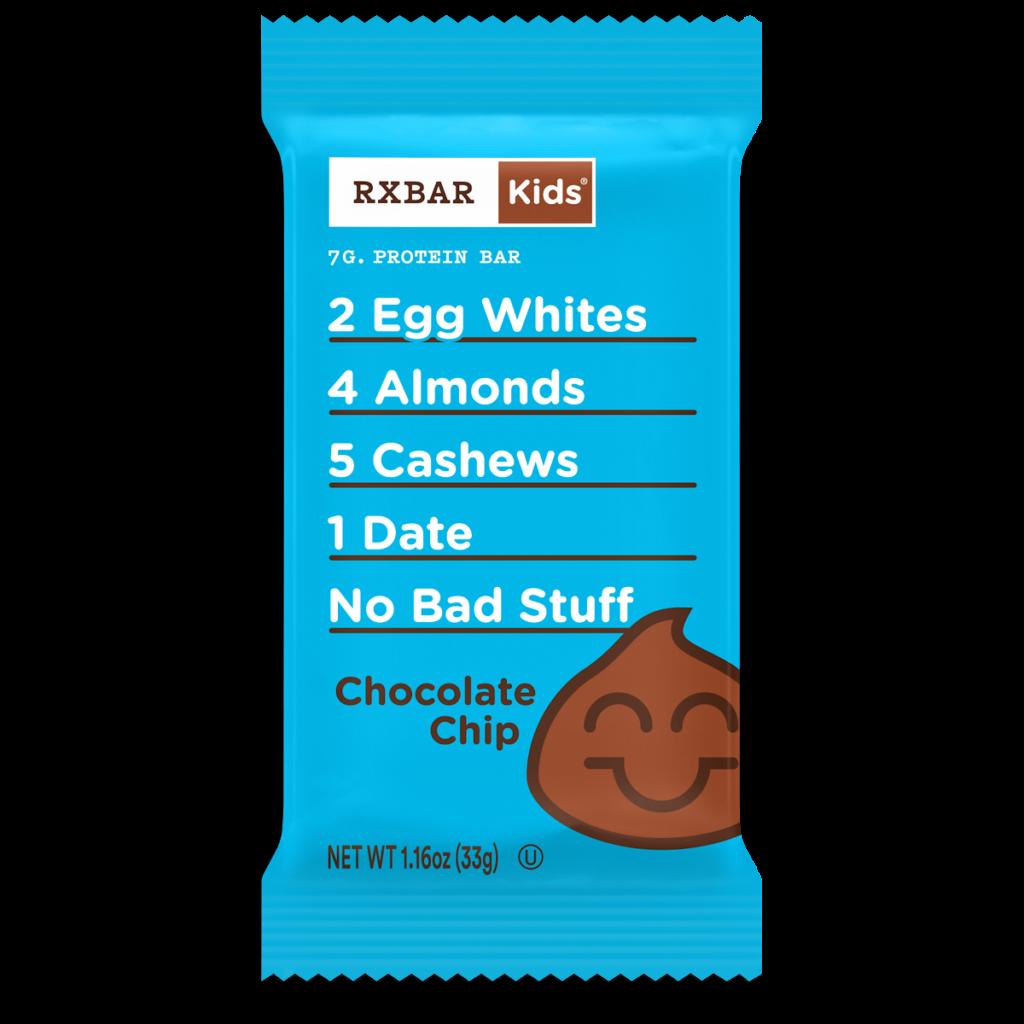 Kids Chocolate chip bar